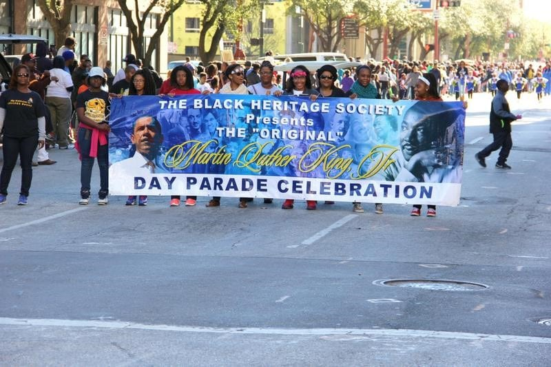Houston's annual MLK Day parade will go virtual for 2021